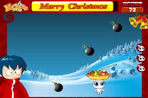 圣诞大夺宝