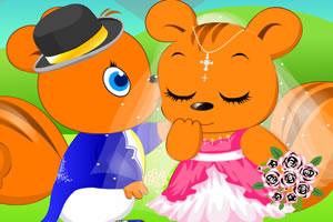 松鼠的婚礼