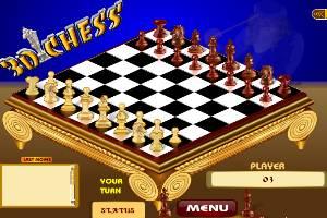 国际象棋挑战赛