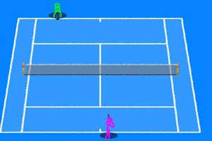 超强网球赛