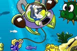 海底世界彩绘