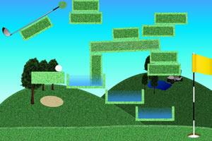 绿色高尔夫2