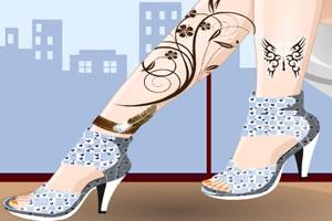 时尚高跟鞋2