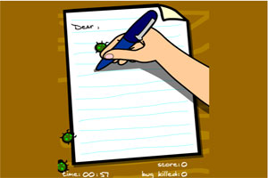 写一封情书