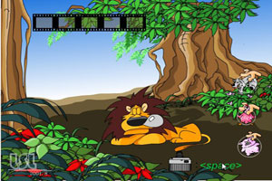 丛林摄影师