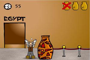 保护埃及文物