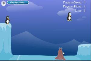 海狮与企鹅
