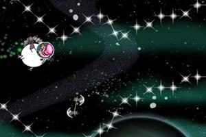 宇航员回家