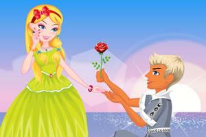 威廉王子的求婚
