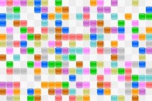 彩色消砖块