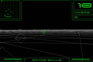 虚拟太空球