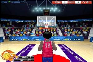 NBA投篮大赛