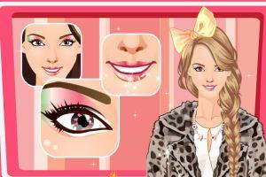 2011年春彩色化妆品