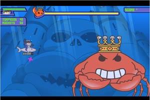 大战机器螃蟹