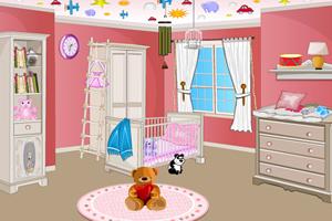 婴儿房间逃脱
