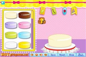 美味巧克力婚礼蛋糕