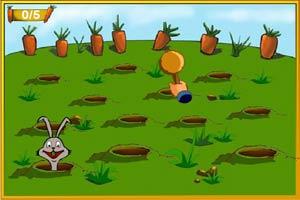 打扁小兔子