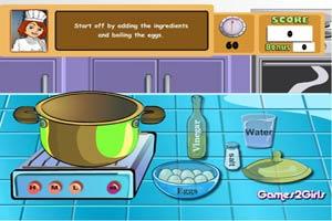 厨师长的烹饪表单14