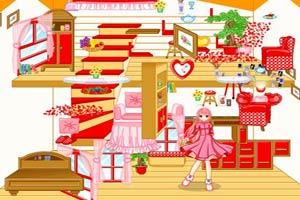 小公主的别墅
