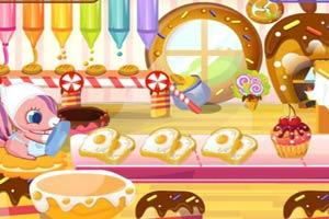 小松鼠甜点厂