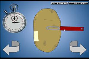 削土豆挑战