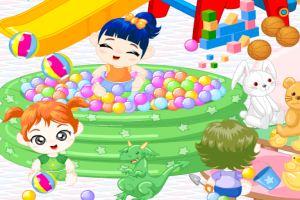 婴儿乐园装饰