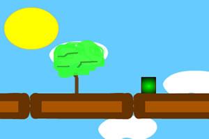 绿方块冒险