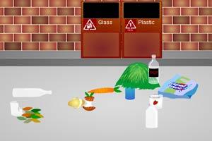 垃圾回收工人