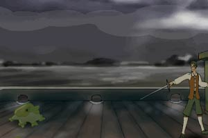 武士海上冒险RPG