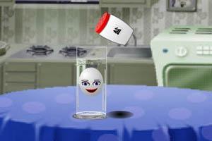 会游泳的鸡蛋