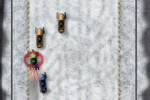 雪橇车追逐无敌版