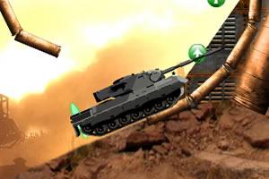 疯狂坦克车2