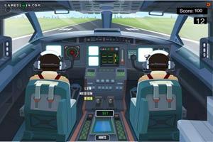 飞机驾驶室
