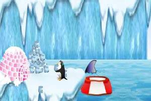 企鹅女孩回城堡