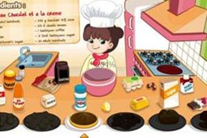 厨房甜点师