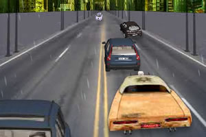 3D公路赛车