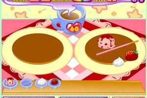 水果烤饼屋