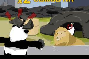 熊猫企鹅大战