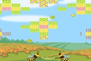 蜜蜂打砖块