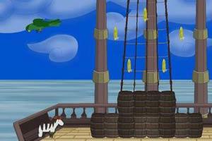 海盗斑马詹姆斯
