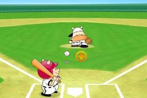 壮壮打棒球