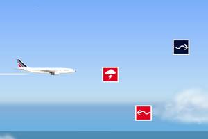 驾驶法航客机