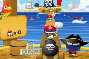 小鸟海盗船长