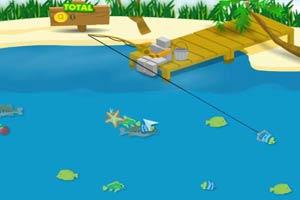 机器人钓鱼