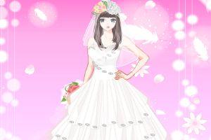 艳丽的新娘