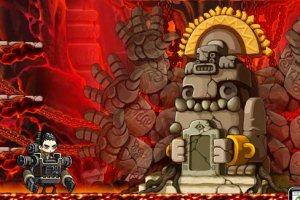 冒险岛之机器人大战石像怪兽