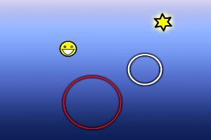 笑脸收集星星