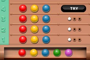 彩色小球挑战
