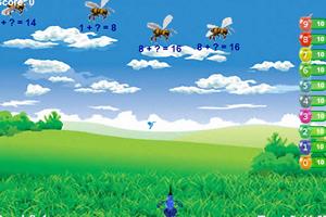 蜜蜂数学题