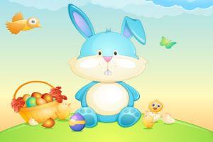 复活节兔子来找茬